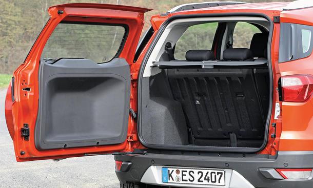 ford ecosport 1 0 ecoboost vs opel mokka 1 4 turbo vergleich bild 5. Black Bedroom Furniture Sets. Home Design Ideas