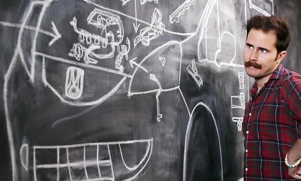 Honda Fit Selfmade Car Video Eigenbau Zusammenbau Puzzle Einzelteile