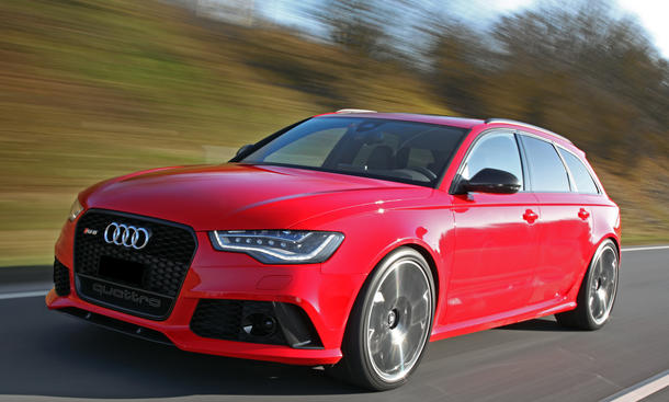 Hperformance Audi RS 6 Avant Tuning RS6 Power Kombi