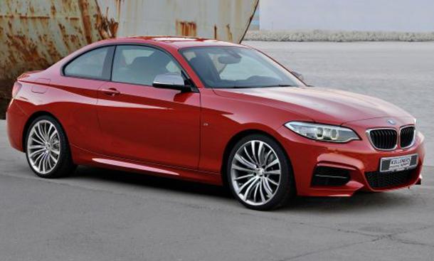 Kelleners Sport Tuning BMW 2er F22 Felgen Leistungssteigerung