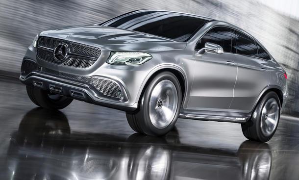 Jeep Suv 2015 >> Mercedes SUV-Coupé: X6 als Inspiration für M-Klasse Coupé