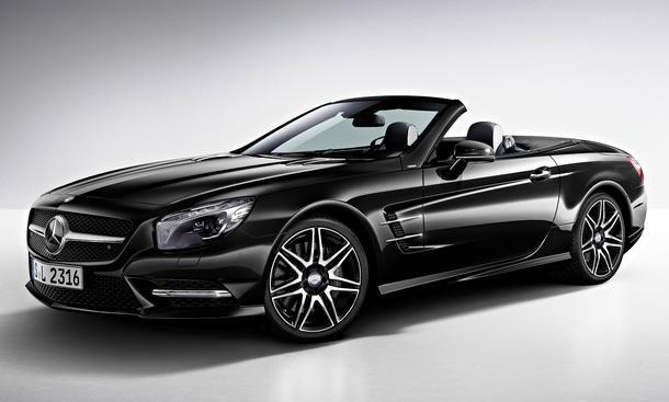 Mercedes SL 400 Roadster Motor Sechszylinder Biturbo Preis 350