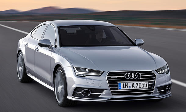 audi a7 neues modell automobil bau auto systeme. Black Bedroom Furniture Sets. Home Design Ideas