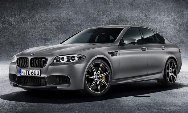30 Jahre BMW M5 2014 Goodwood Festival of Speed Sondermodell 600 PS