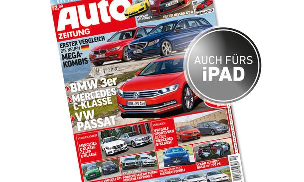 AZ 12/2014 Heft-Vorschau Cover