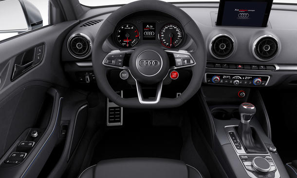 Audi A3 clubsport concept GTI Treffen Woerthersee 2014 Studie Limousine