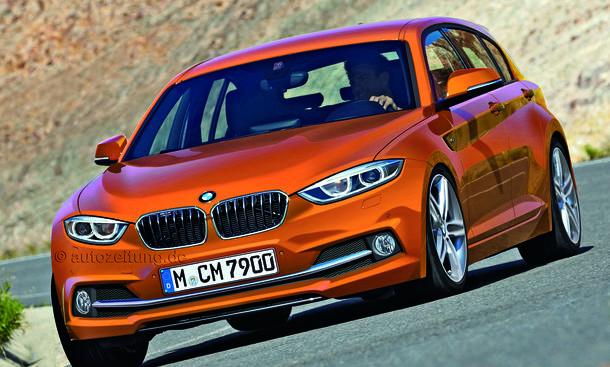 2018 - [BMW] Série 1 III [F40-F41] BMW-1er-Nachfolger-2017
