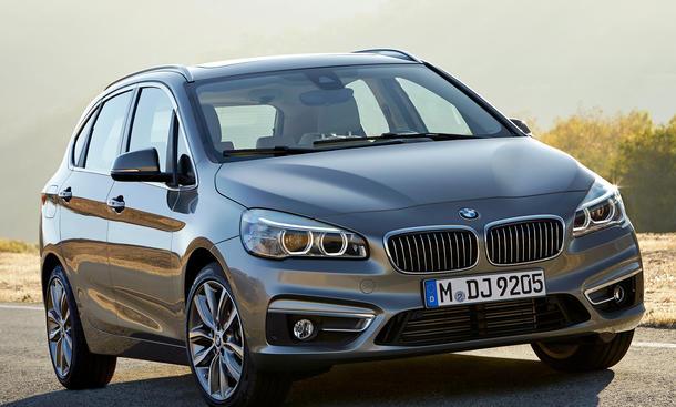 BMW 2er Active Tourer Preis 2014 Preise 218i 216d 220d xDrive