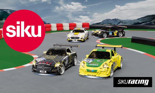 Gewinnspiel Siku 2014 GT Challenge Starterset