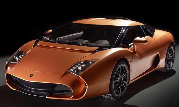 Lamborghini 5-95 Zagato Concorso d'Eleganza Villa d'Este 2014