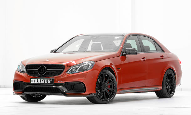 Mercedes E 63 AMG Brabus 850 6.0 Biturbo 2014 Power-Limousine