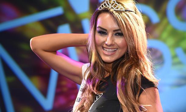 Miss Tuning 2014 Veronika Klimovits Tuning World Bodensee Schönheits-Wettbewerb