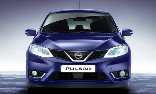 Nissan Pulsar neue Kompaktklasse Markteinführung 2014 Bilder technische Daten Motoren