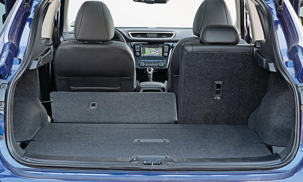 Nissan Qashqai Vs Neun Gegner Kompakt SUV Im Mega Vergleich