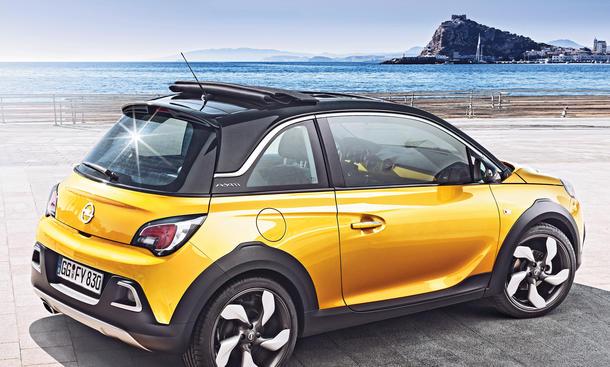 Opel Neuheiten 2014 Bis 2016 Neue Modelle Von Corsa Bis