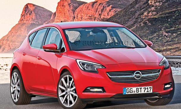 opel astra 2015 k erlk nig mule als buick verano bild 7. Black Bedroom Furniture Sets. Home Design Ideas