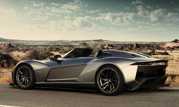 Rezvani Beast Supersportler Ariel Atom US Manufaktur