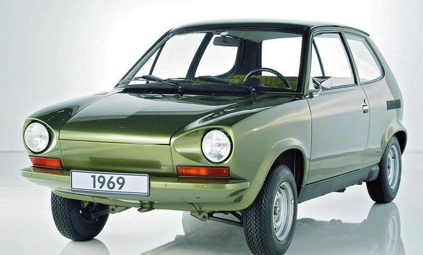 40 Jahre VW Golf Historie Entwicklung Geschichte Jubiläum Bilder