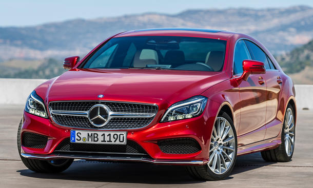 2014 Mercedes CLS Facelift Preis Shooting Brake Grundpreis