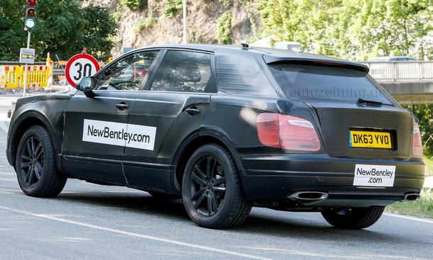 2015 - [Bentley] Bentayga - Page 2 Bentley-SUV-2016-Erlkoenig-V12-Luxus-Offroader-05