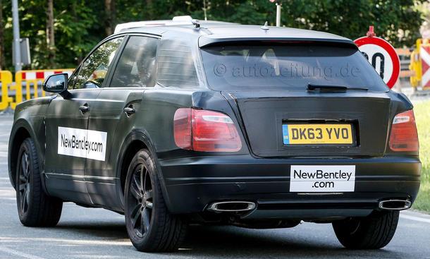 2015 - [Bentley] Bentayga - Page 2 Bentley-SUV-2016-Erlkoenig-V12-Luxus-Offroader-06