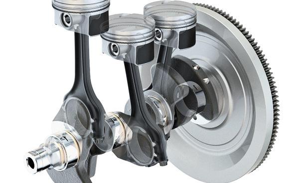 Dreizylinder Motoren Neue Sparsame Hightech Triebwerke