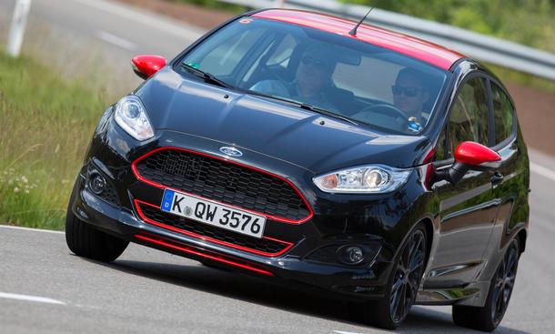 Ford Fiesta Sport 2014 Preis Verbrauch Kleinwagen Ecoboost Dreizylinder