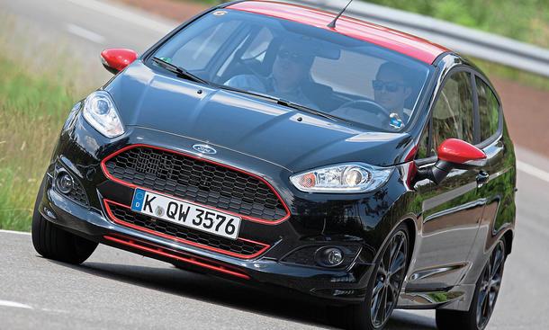 Ford Fiesta Sport Fahrbericht Kleinwagen Dreizylinder Bilder