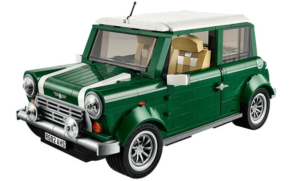 Mini Cooper MK VII Lego Neuheit August 2014