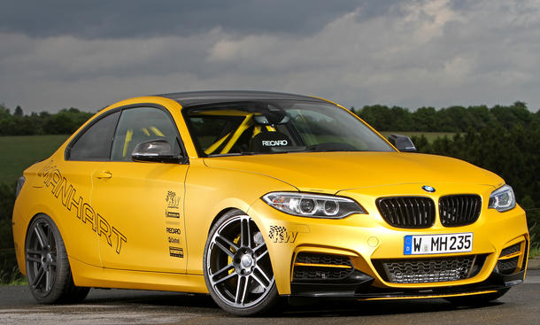 Manhart MH2 Clubsport BMW M235i Tuning Coupé Clubsport