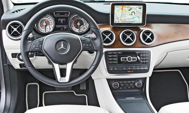 Mercedes gla 250 4matic vs glk 250 4matic konzeptvergleich