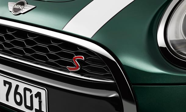Mini Cooper SD 2014 Diesel Dreitürer Kleinwagen Preis Sportversion
