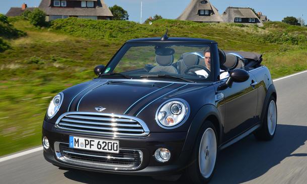 g nstige cabrios 2014 top ten der neuwagen unter euro bild 5. Black Bedroom Furniture Sets. Home Design Ideas