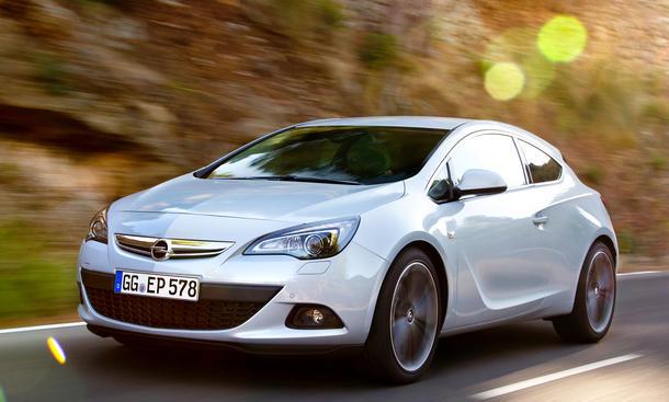 Opel Astra GTC 1.6 CDTI 2014 Preis technische Daten Bilder Preis Kompaktklasse
