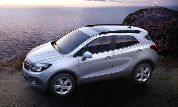 Pkw Neuzulassungen Opel Mokka KBA Segmente Mai 2014 Verkaufszahlen