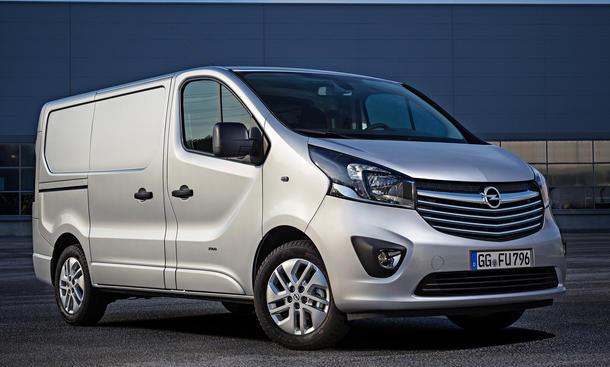 Opel Vivaro 2014 Preis Transporter Kleinbus zweite Generation Markteinführung