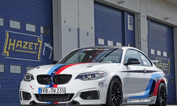 Tuningwerk BMW M235i RS Bodykit Leistungssteigerung Tuning
