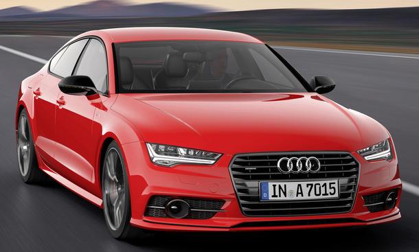 Audi A7 Sportback 3.0 TDI competition Sondermodell Edition