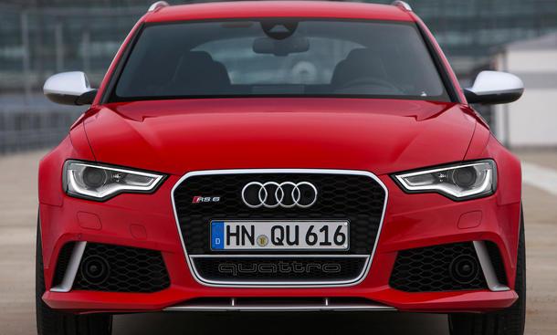 Audi RS 6 plus 2014 Power Kombi RS 6 Topmodell 600 PS 01