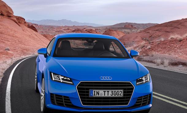 Audi TT 2014 Preis 2 0 TFSI Grundpreis TDI TTS Preise Marktstart