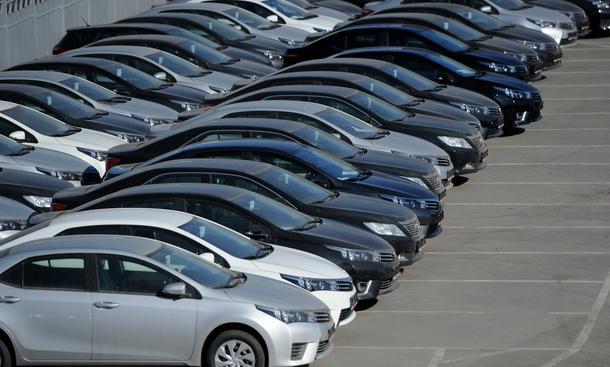 Automarkt Europa Juni 2014 Pkw-Neuzulassungen Statistik