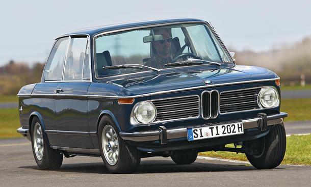 BMW 2002 tii turbo Alpina Diana Fahrbericht Bilder technische Daten