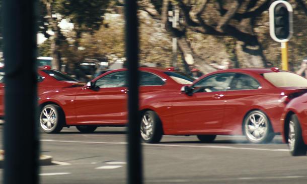 BMW M235i Coupe Driftmob Challenge Choreo Kapstadt 0002