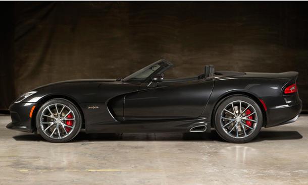 Dodge SRT Viper Cabrio 2014 Prefix Medusa Supersportwagen Roadster V10
