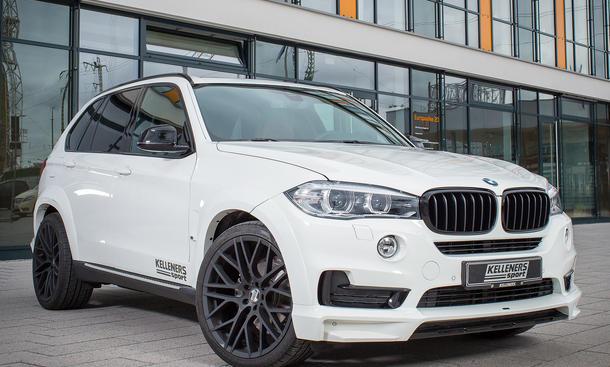 Kelleners Sport BMW X5 Tuning Widebody Kit SUV Bodykit