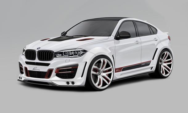 Lumma BMW X6 2014 Tuning 03