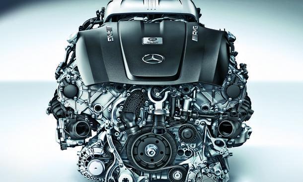 Technik-Check: 4,0-Liter-Biturbo-V8-Motor von Mercedes AMG  