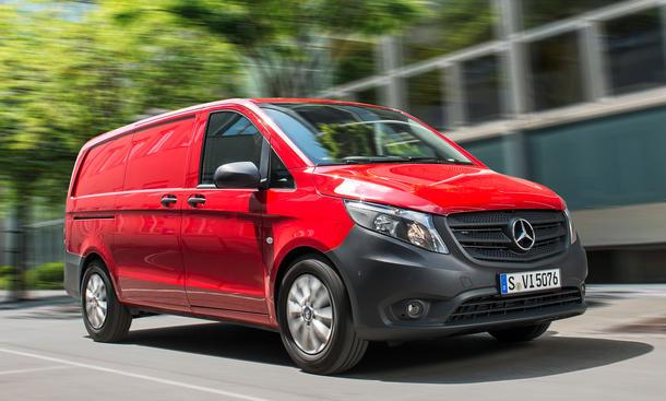 Mercedes Benz Vito 2014 Preis Transporter Maße 2