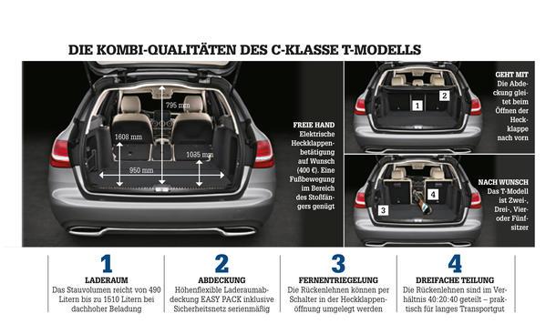 mercedes c klasse t modell 2014 c 250 bluetec im fahrbericht bild 7. Black Bedroom Furniture Sets. Home Design Ideas
