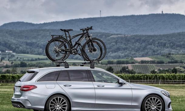 Mercedes C Klasse T Modell 2014 Fahrrad Gepaecktraeger Zubehoer